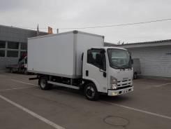 Isuzu Elf. Изотермический фургон Isuzu ELF 5,2, 2 999 куб. см., 2 031 кг.