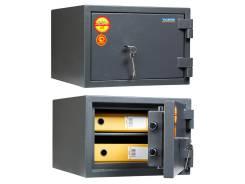 Сейф огне взломостойкий кварцит 30 (ВхШхГ) 300x440x430 вес 87 кг.