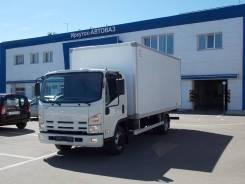 Isuzu Elf. Изотермический фургон Isuzu ELF 7.5, 5 200 куб. см., 3 615 кг.