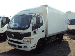 Foton BJ1069. Изотермический фургон , 3 760 куб. см., 2 585 кг.