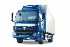 Foton. Изотермический фургон 1163, 6 700 куб. см., 9 550 кг.