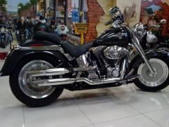 Harley-Davidson Fat Boy FLSTFI. 1 500 куб. см., исправен, птс, без пробега