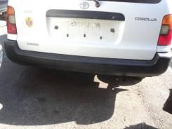 Бампер задний Toyota Corolla Wagon EE103