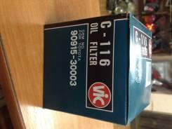 Фильтр масляный VIC C-116