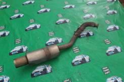Насадка на глушитель. Toyota Corolla Fielder, ZRE142, ZRE142G Двигатель 2ZRFE