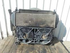 Радиатор охлаждения двигателя. SsangYong Kyron