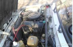 Двигатель в сборе. Лада 2107, 2107