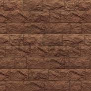 Цокольный сайдинг Docke-R Fels 1050х450мм Ржаной