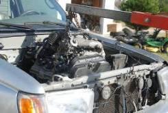 Двигатель 2UZ-FE на Lexus
