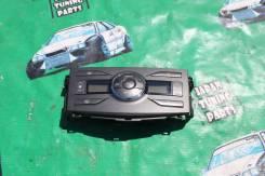 Блок управления климат-контролем. Toyota Corolla Axio, NZE141, NZE144 Toyota Corolla Fielder, NZE141, NZE141G, NZE144, NZE144G Toyota Corolla, ADE150...