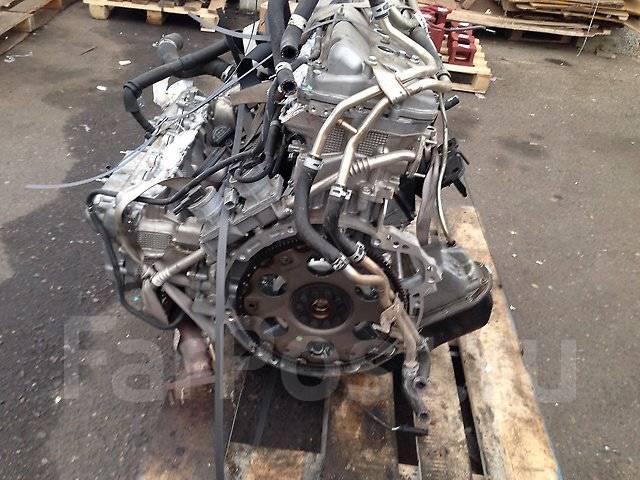 Двигатель 3UR-FE на Lexus