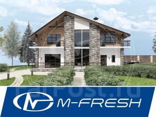 M-fresh Selebriti-зеркальный (Большой дом со вторым светом! Витражи! ). 300-400 кв. м., 2 этажа, 5 комнат, бетон