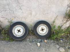 Bridgestone Blizzak Revo1. Зимние, без шипов, 2009 год, износ: 40%, 2 шт