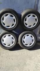 Продам комплект летних колёс. x15