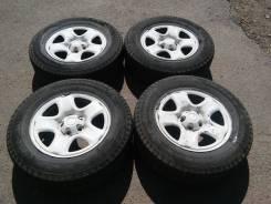 Комплект бюджетных зимних колес на кроссовер R16. 6.5x16 5x114.30 ET45