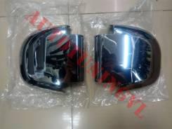 Накладка на зеркало. Mitsubishi Delica, PC5W, P35W, PD6W, PA4W, PF6W, P25W, PE8W, PB4W, PA5W, PB5W, PF8W, PC4W, PE6W, PD8W Двигатели: 4D56, 6G72, 6G64...