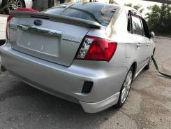 Спойлер. Subaru Impreza