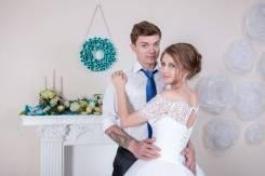 """Свадебная фотосессия в фотостудии """"Points"""" Сборы невесты Дарим час!"""