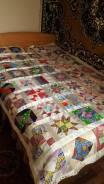 Покрывало-одеяло ручной работы