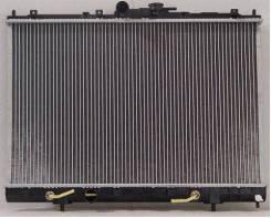 Радиатор охлаждения двигателя. Mitsubishi Pajero iO, H67W, H66W, H77W, H76W, H62W, H72W, H61W, H71W Mitsubishi Pajero Pinin, H77W, H76W Двигатель 4G93