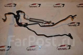 Трубка радиатора охлаждения акпп. Audi A6 allroad quattro, 4FH Audi S6, 4F2, 4F5 Audi A6, 4F2, 4F2/C6, 4F5, 4F5/C6 Двигатели: ASB, AUK, BNG, BPP, BSG...