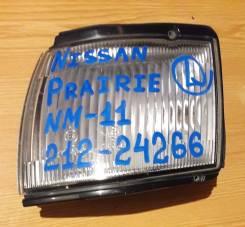 Габаритный огонь. Nissan Prairie, HM11, PNM11, NM11, PM11, HNM11, M11 Двигатели: CA20S, SR20DE, KA24E