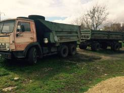Камаз 5511. Продается грузовик с прицепом Камаз, 10 800 куб. см., 10 000 кг.