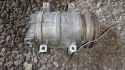 Компрессор кондиционера. Mazda Bongo, SK22V Двигатель R2