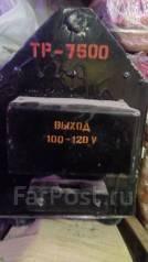 Продам трансформатор понижающий 220/110 7,5 КВт