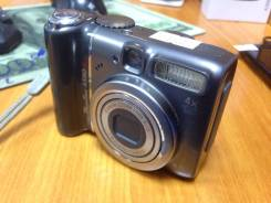 Canon PowerShot A590 IS. 8 - 8.9 Мп, зум: 4х