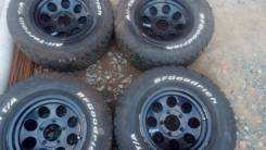 Mickey Thompson. 8.0x16, 5x139.70, ET0