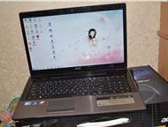 "Acer. 17.3"", ОЗУ 4096 Мб, диск 320 Гб, WiFi, Bluetooth"