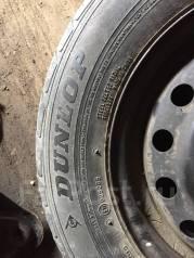 Комплект колёс на штамповке лето 175/70 R13. 5.0x13 4x100.00 ЦО 70,0мм.