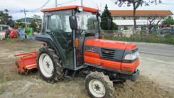 Kubota. GL241, 4вд, 24л. с., закрытая кабина, фреза, 24,00л.с. Под заказ