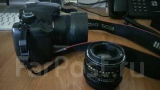 Canon EOS 1100D Kit. 15 - 19.9 Мп