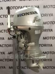 Honda. 50,00л.с., 4-тактный, бензиновый, нога L (508 мм), Год: 2000 год