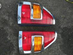 Накладка на стоп-сигнал. Mitsubishi Pajero, V63W, V65W, V68W, V73W, V75W, V77W, V78W, V60