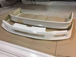 Обвес кузова аэродинамический. Subaru Legacy, BH5