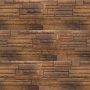 Фасадная панель (камень скалистый Тибет) Альта-Профиль 1165х447х20мм