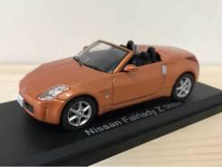 Модель Nissan Fairlady Z 2003 Cabrio