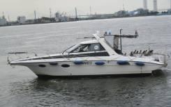 Yamaha FR-28. Год: 1996 год, длина 9,00м., двигатель стационарный, 230,00л.с., дизель. Под заказ