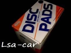 Колодка тормозная. Subaru: Forester, Legacy, Impreza, XV, Exiga Двигатели: EJ202, EJ203, EJ204, EJ205, EJ20A, EJ255, EJ206, EJ20C, EJ20X, EJ253, EJ25A...