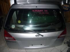 Дверь багажника. Nissan Wingroad, VGY11, VFY11, VEY11, VY11, VENY11