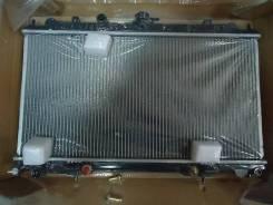 Радиатор охлаждения двигателя. Nissan: Bluebird Sylphy, Sunny, Primera, Almera, AD, Wingroad Mazda Familia, BJ8W, BJFW, BJ5W, BJ5P, BJEP, BJ3P, BJFP....