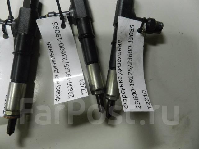Инжектор. Toyota Land Cruiser, HDJ100, HDJ100L, HDJ101, HDJ101K, HDJ78, HDJ79 Toyota Coaster, HDB50, HDB51 Двигатель 1HDFTE