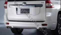 Губа. Subaru Bistro Toyota Land Cruiser Prado, GRJ150, TRJ150W, GDJ151W, GRJ151W, GDJ150L, GRJ150L, GRJ151, TRJ150, GDJ150W, GRJ150W, KDJ150L Двигател...