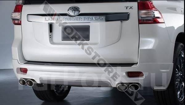 Губа. Subaru Bistro Toyota Land Cruiser Prado, GRJ150, GRJ151W, KDJ150L, TRJ150, GRJ150L, GDJ150L, TRJ150W, GRJ151, GDJ151W, GRJ150W, GDJ150W Двигател...