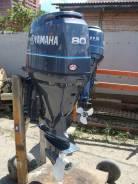 Yamaha. 80,00л.с., 4-тактный, бензиновый, нога L (508 мм), Год: 2008 год