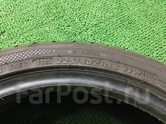 Dunlop SP Sport Maxx TT. Летние, 2015 год, 10%, 2 шт