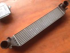 Радиатор интеркулера. Mercedes-Benz C-Class, W203 Двигатели: M, 271, E, 18, ML
